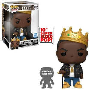 Funko POP! Rocks: The Notorious B.I.G. w/ Crown (Funko)