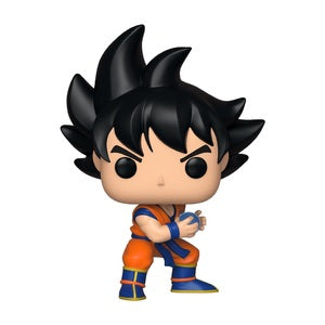 Funko POP! Animation: Dragon Ball Z - Goku (Kamehameha) (Game Stop)