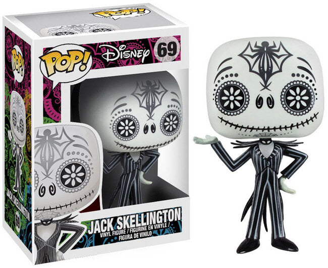 Funko POP! Disney: Jack Skellington