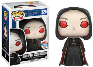 Funko POP! Movies: The Twilight Saga - Jane of the Volturi Guard (NY Comic Con/Shared)