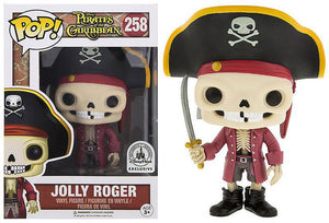 Funko POP! Disney Pirates of the Caribbean: Jolly Roger (Disney)