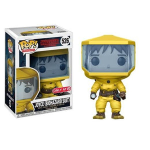 Funko POP! Television: Stranger Things- Joyce (Biohazard Suit) (Target)