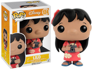 Funko POP! Disney: Lilo