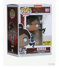 Funko POP! Animation: The Legend of Korra - Korra (Hot Topic)