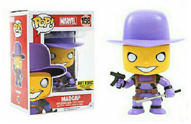 Funko POP! Marvel: Madcap (Hot Topic)