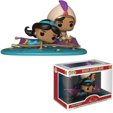 Funko POP Movie Moment! Disney: Magic Carpet Ride