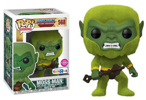 Funko POP! Television: Masters of The Universe - Moss Man (Flocked) (Toys R Us)