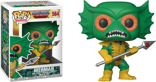 Funko POP! Television: Masters of The Universe - Merman