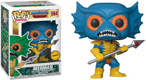 Funko POP! Television: Masters of The Universe - Merman (CHASE)