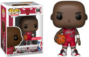 Funko POP! Sports: NBA - Michael Jordan (Target) (Special Edition Sticker)