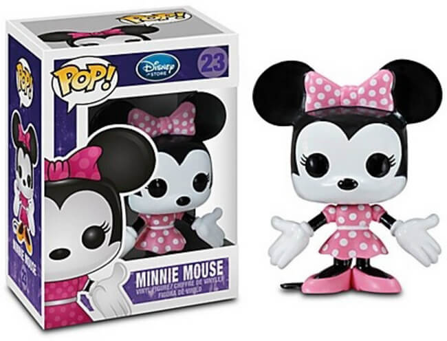 Funko POP! Disney: Minnie Mouse