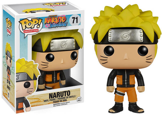 Funko POP! Animation: Naruto Shippuden - Naruto