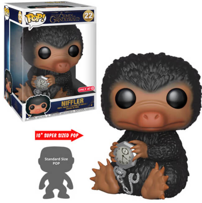 Funko POP! Fantastic Beasts The Crimes Of Grindelwald: Niffler 10 inch (Target)