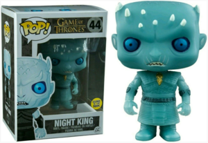 Funko POP! Game of Thrones: Night King GiTD (GameStop)