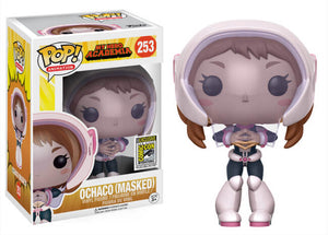 Funko POP! Animation: My Hero Academia - Ochaco (Masked) (2017 SDCC)