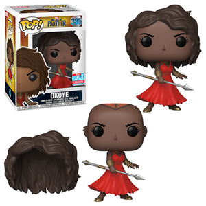 Funko POP! Black Panther: Okoye (NYCC/Shared)