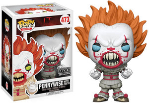 Funko POP! Movies: IT - Pennywise w/ Teeth (FYE)