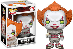 Funko POP! Movies: IT - Pennywise w/ Boat