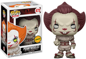 Funko POP! Movies: IT - Pennywise w/ Boat (CHASE)