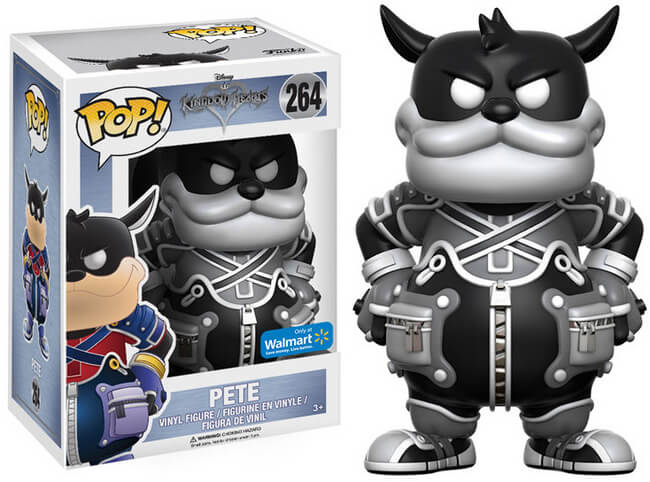 Funko POP! Kingdom Hearts: Pete (Walmart)