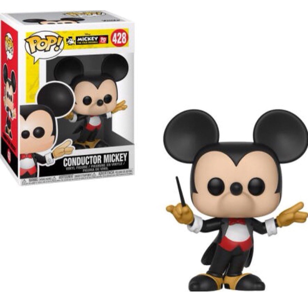 Funko POP! Mickey The True Original: Conductor Mickey