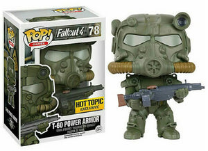 Funko POP! Games: Fallout 4 - T-60 Power Armor (Hot Topic)