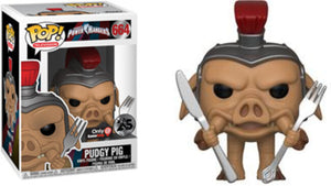 Funko POP! Power Rangers: Pudgy Pig (GameStop)