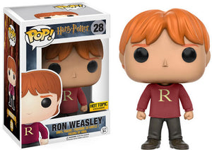 Funko POP! Harry Potter: Ron Weasley (Hot Topic)