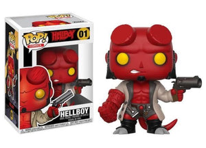 Funko POP! Comics : Hellboy