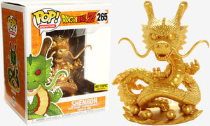 Funko POP! Animation: Dragon Ball - Shenron Gold