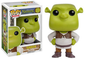 Funko POP! Movies: Shrek - Shrek