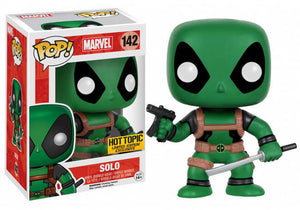 Funko POP! Marvel: Solo (Hot Topic)