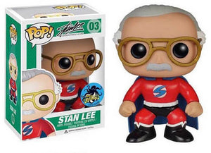 Funko POP! Stan Lee Collectibles: Stan Lee (Comikaze)