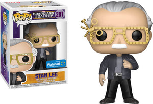 Funko POP! Guardians of the Galaxy: Stan Lee (Walmart)