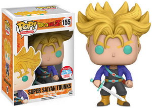 Funko POP! Animation: Dragon Ball Z - Super Saiyan Trunks (2016 NY Comic Con)
