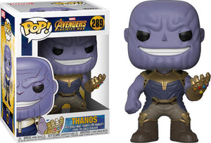 Funko POP! Marvel: Avengers - Thanos