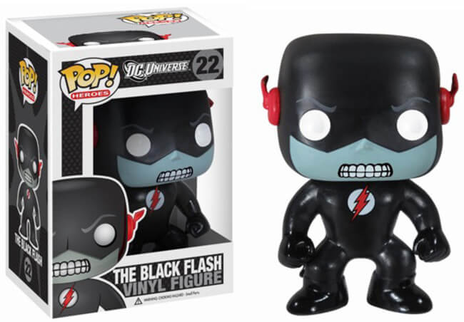 Funko POP! Heroes: DC Universe - The Black Flash (Fugitive Toys)