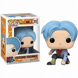 Funko POP! Animation: Dragon Ball Super - Future Trunks