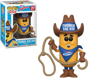 Funko POP! Ad Icons: Twinkie The Kid