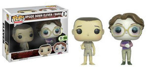 Funko POP! Television: Stranger Things - Upside Down Eleven/Barb (2017 Spring Convention)
