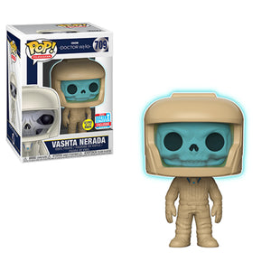 Funko POP! Television: Doctor Who - Vashta Nerada  (NY Comic Con/Shared)