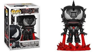 Funko POP! Marvel Venom: Venomized Iron man