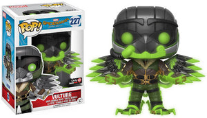 Funko POP! Marvel Spider-Man Homecoming: Vulture (GameStop)