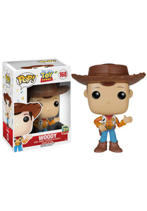 Funko POP! Toy Story: Woody