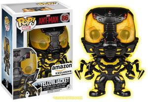 Funko POP! Marvel: Ant-Man and The Wasp - Yellow Jacket (Amazon)