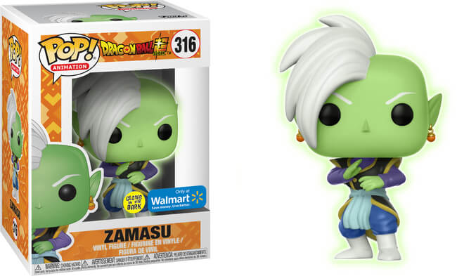 Funko POP! Animation: Dragon Ball Super - Zamasu (Walmart)