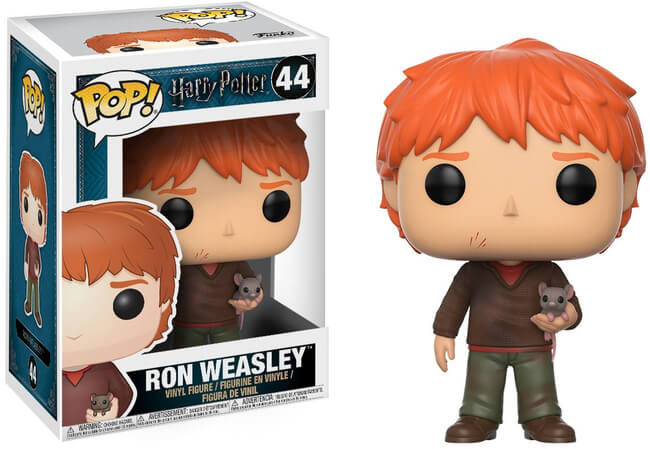 Funko POP! Harry Potter: Ron Weasley