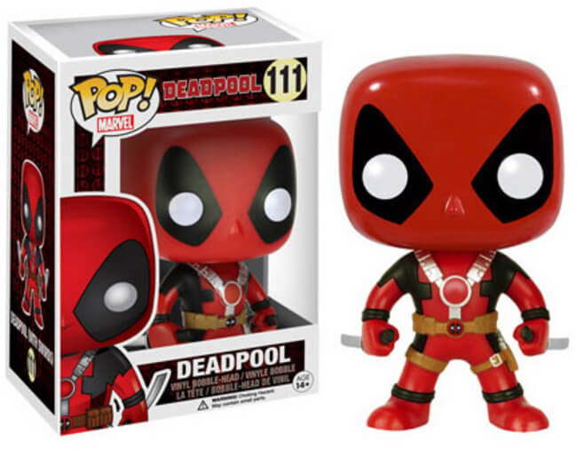 Funko POP! Marvel: Deadpool