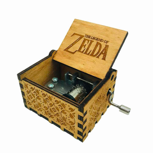 Legend of Zelda Music Box