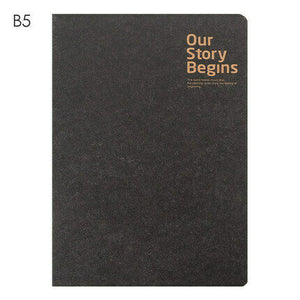 Our Story Notebook